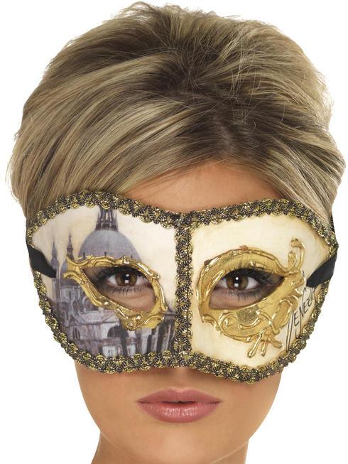 Adult's Venice Venetian Mask