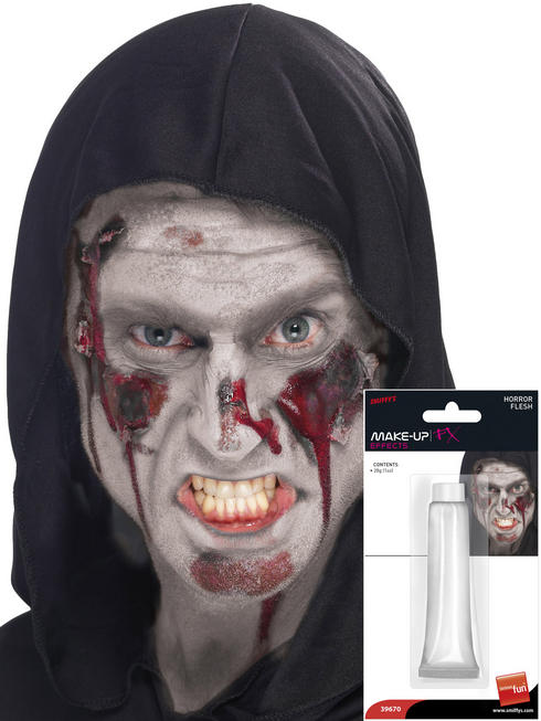 White Horror Flesh  FX Make Up Cream
