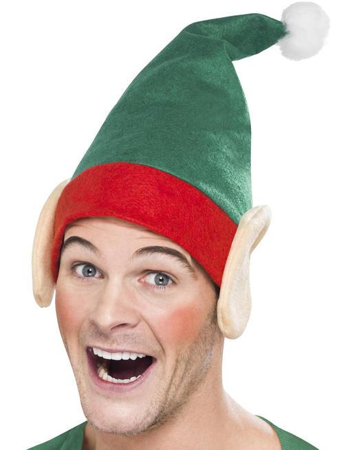 Adult's Little Helper Elf Hat