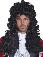Men's Pirate Captain Wig