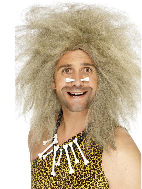 Adults Crazy Caveman Wig