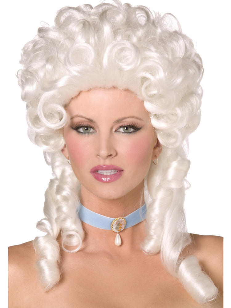 Ladies Baroque Wig