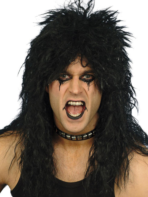 Men's Hard Rocker Wig