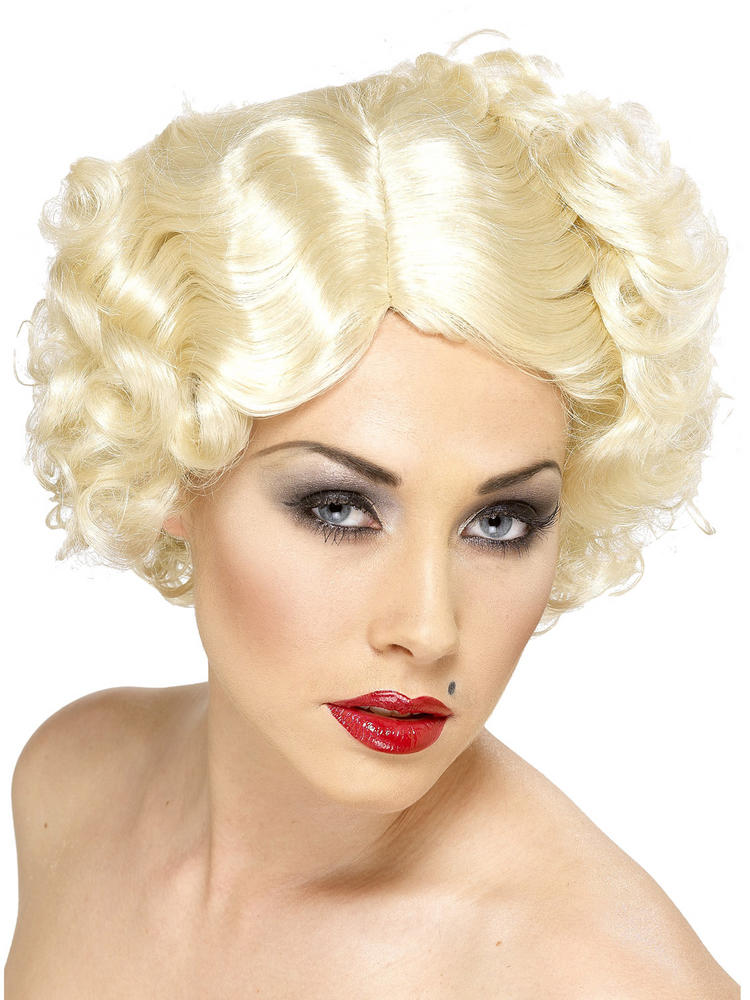 Blonde Hollywood Icon Wig