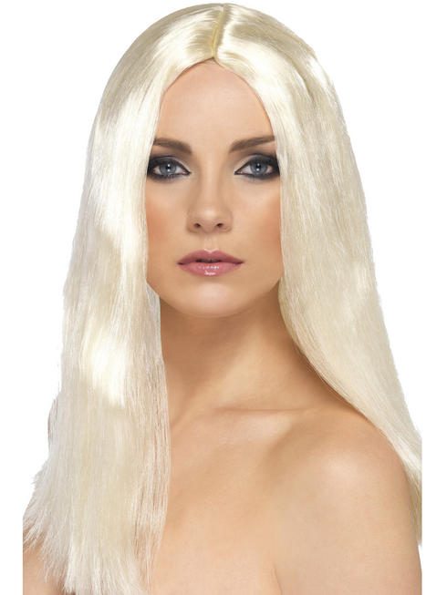 Ladies Star Wig