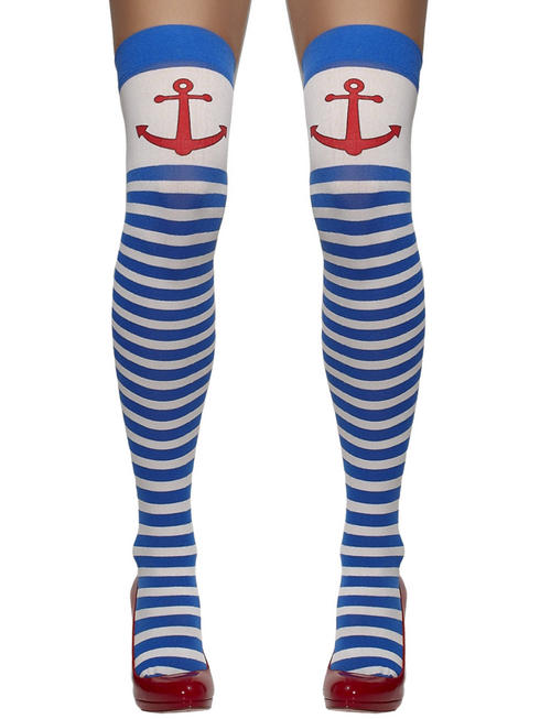 Ladies Sailor Stockings