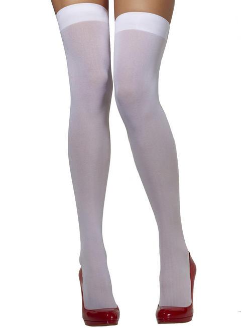 Womens White Stockings