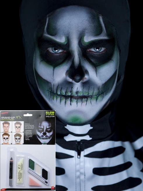 GID Skeleton Make Up Kit