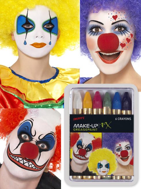 Carnival Greasepaints Make-Up
