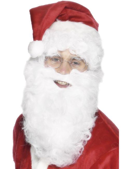 Adult's Santa Economy Beard
