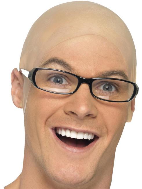 Adult's Bald Skin Head