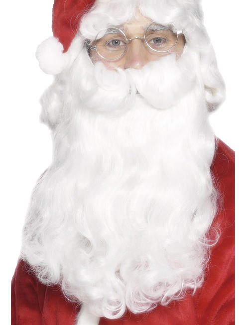 Adult's Santa Deluxe Beard
