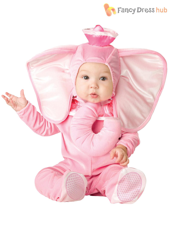 Boys Girls Baby Fancy Dress Up Animal Costume Halloween ...