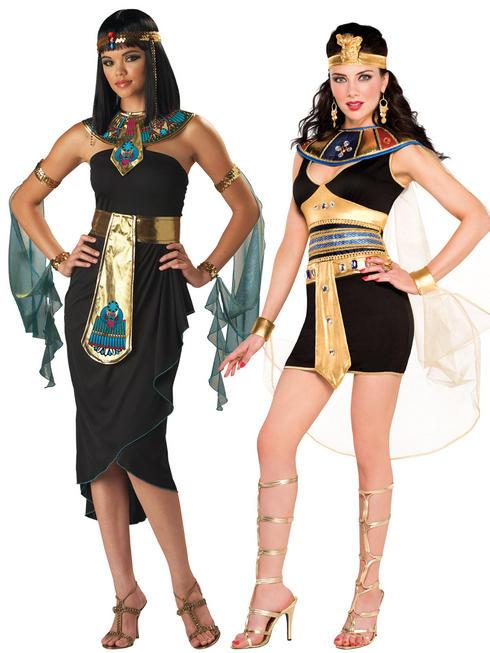 Ladies Sexy Deluxe Cleopatra Costume