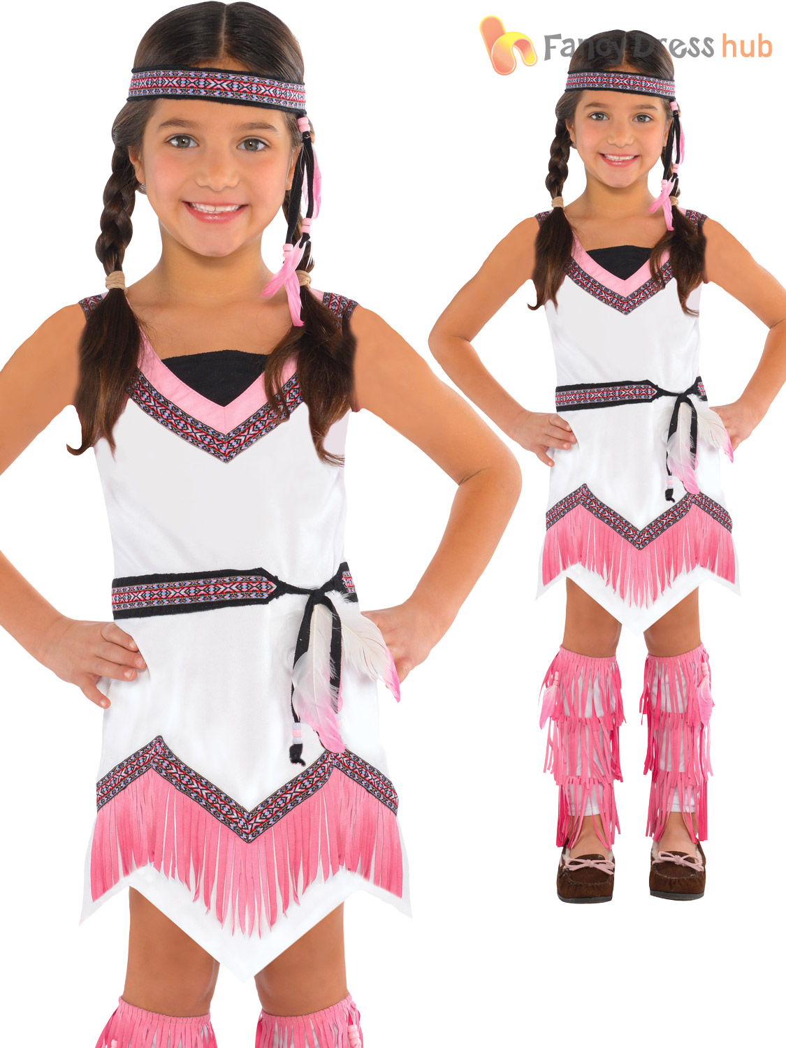 Girls-Red-Indian-Costume-Native-Fancy-Dress-Book-Week-Costume-Pocahontas-Kids