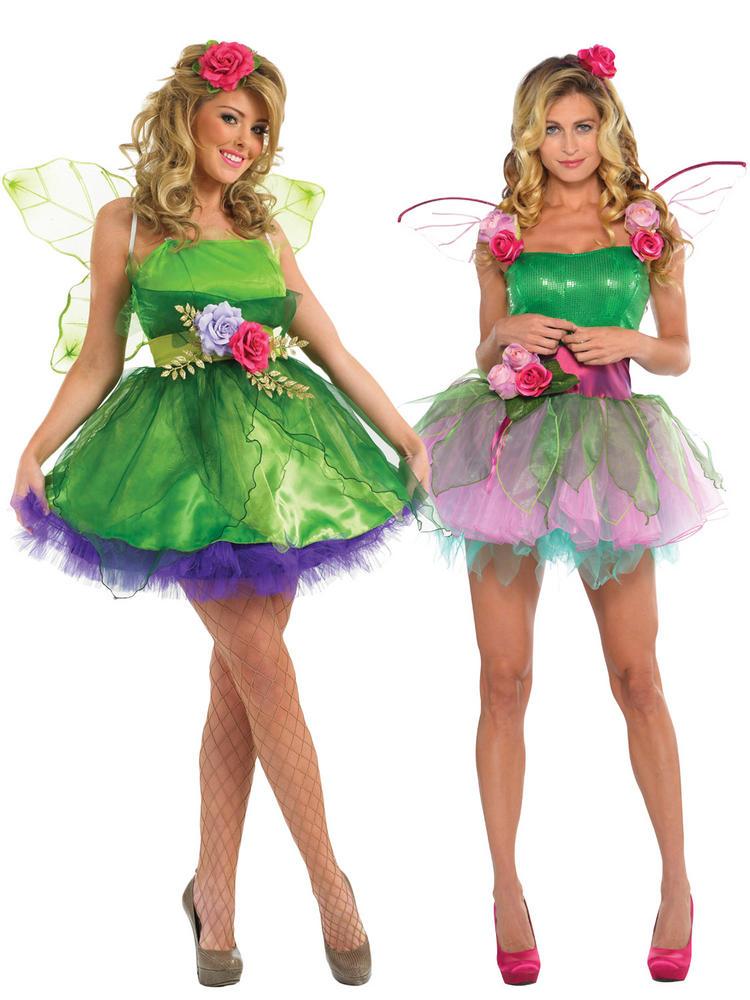 Ladies Woodland Nymph Costume