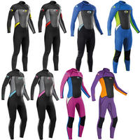 Kids Osprey Origin Full Length Wetsuit