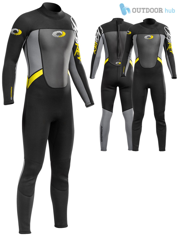 Boys-Girls-Osprey-Origin-Full-Length-3-2mm-Wetsuit-Junior-Long-3mm-Kids-Surf thumbnail 76