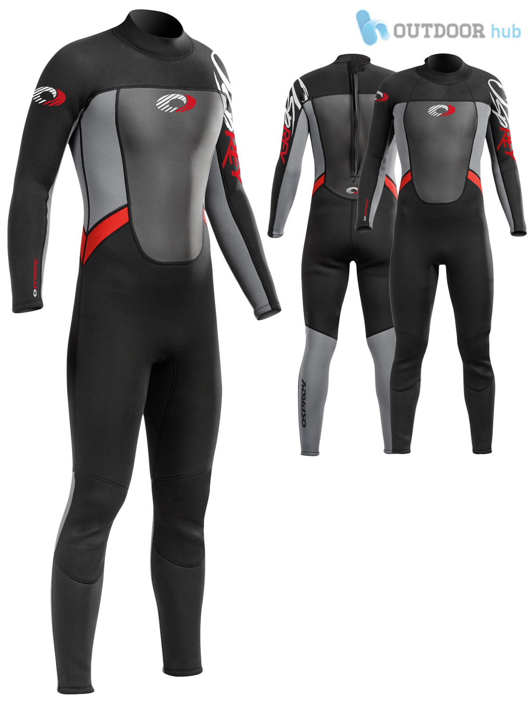 Boys-Girls-Osprey-Origin-Full-Length-3-2mm-Wetsuit-Junior-Long-3mm-Kids-Surf thumbnail 67