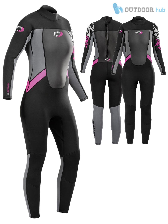 Boys-Girls-Osprey-Origin-Full-Length-3-2mm-Wetsuit-Junior-Long-3mm-Kids-Surf thumbnail 44
