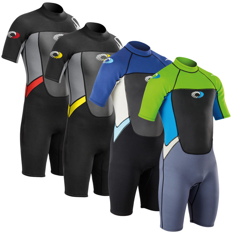 Osprey Men's Origin 3/2mm Shorty Wetsuit