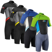 Men's Osprey Origin 3/2mm Shorty Wetsuit