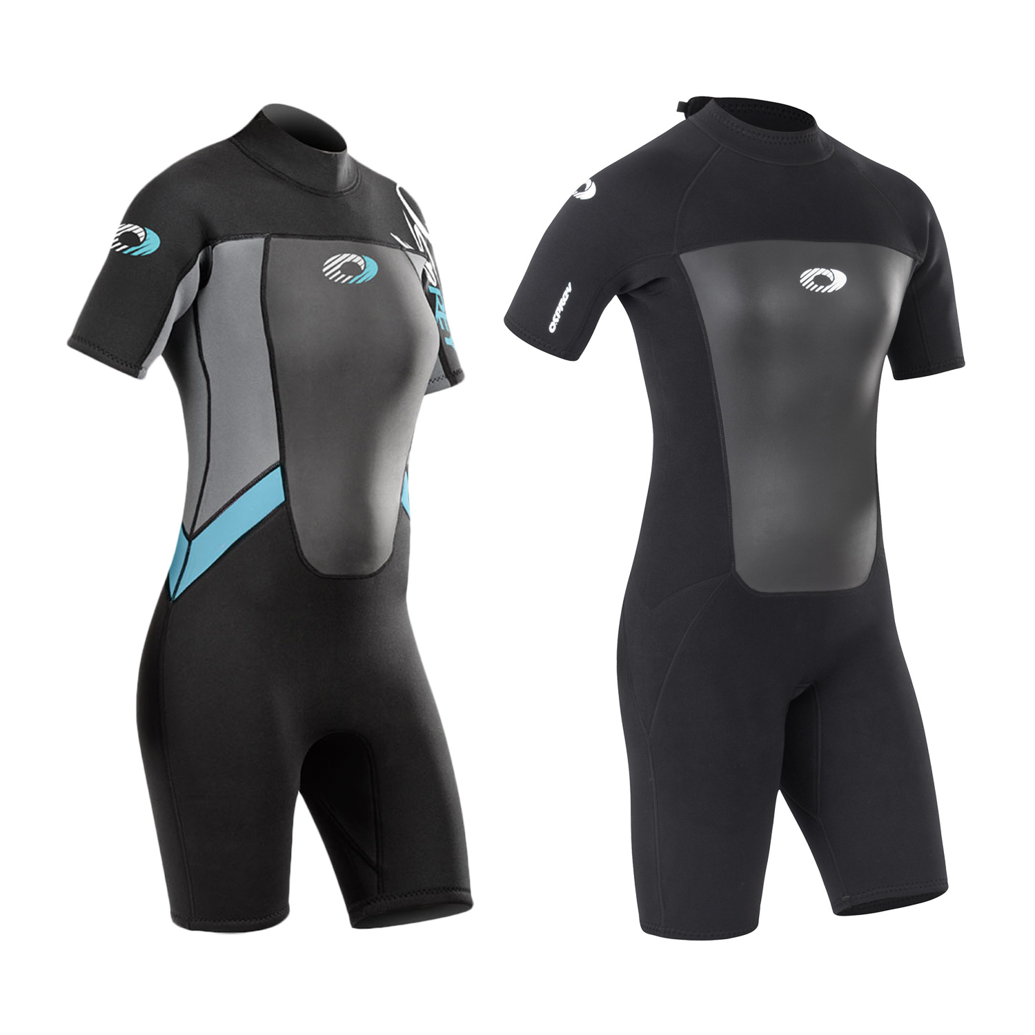 054d276f2a Summer Steamer Full and Shortie Wetsuits for Women