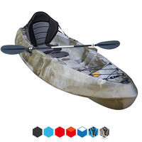 GoSea Pioneer XL Sit-On Fishing Kayak