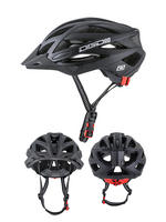 Dirty Dog Hound Dog Matte Black Cycle Helmet