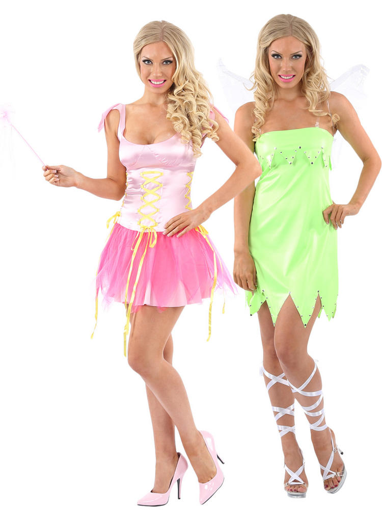 Ladies Pixie Fairy Costume