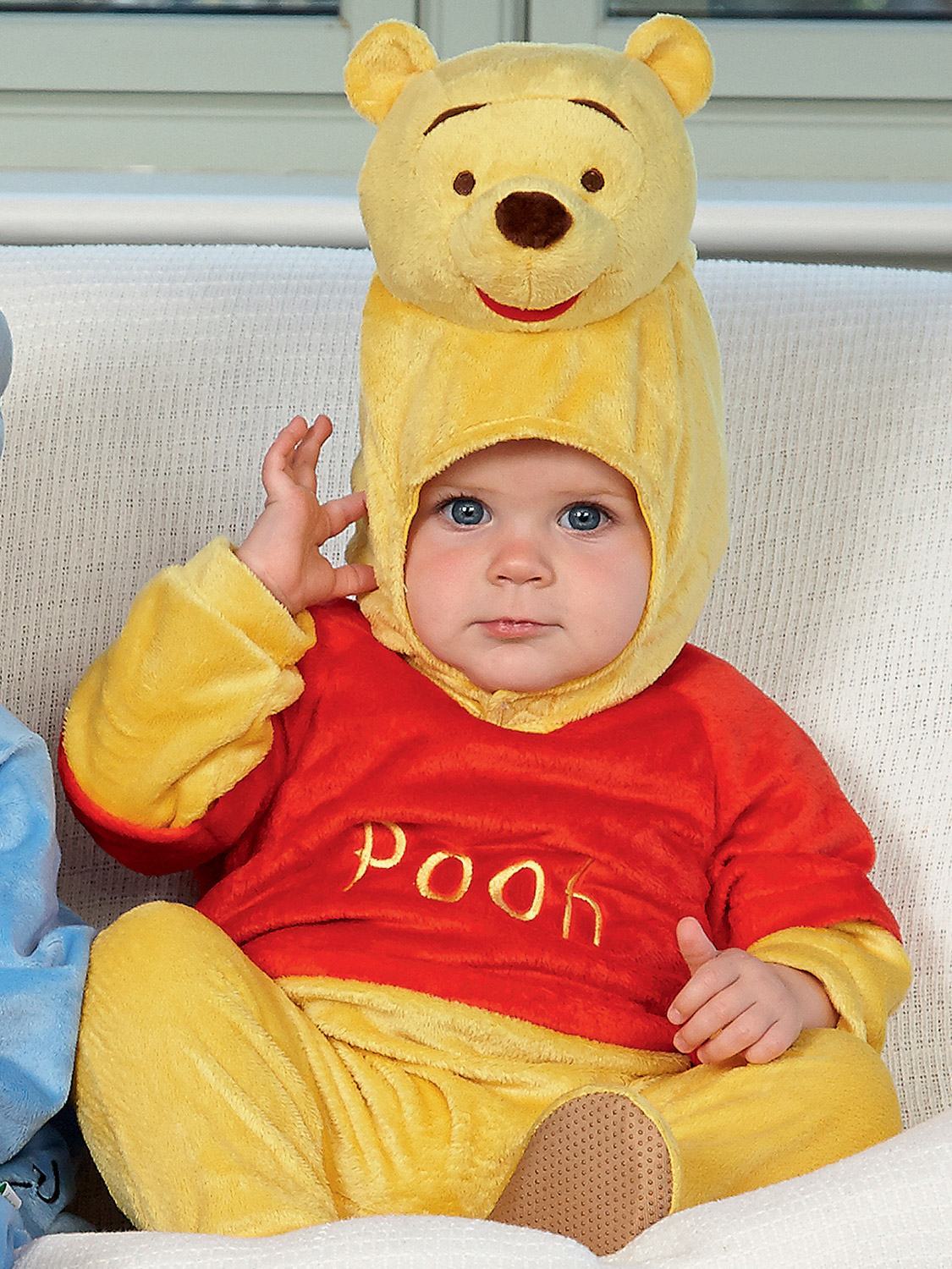 12b5c55fef8d Disney Winnie The Pooh All in One Fleece Size 12   18 Months (10 for ...