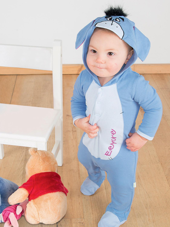 Baby Toddler Disney Winnie the Pooh Bear Romper Fancy ...