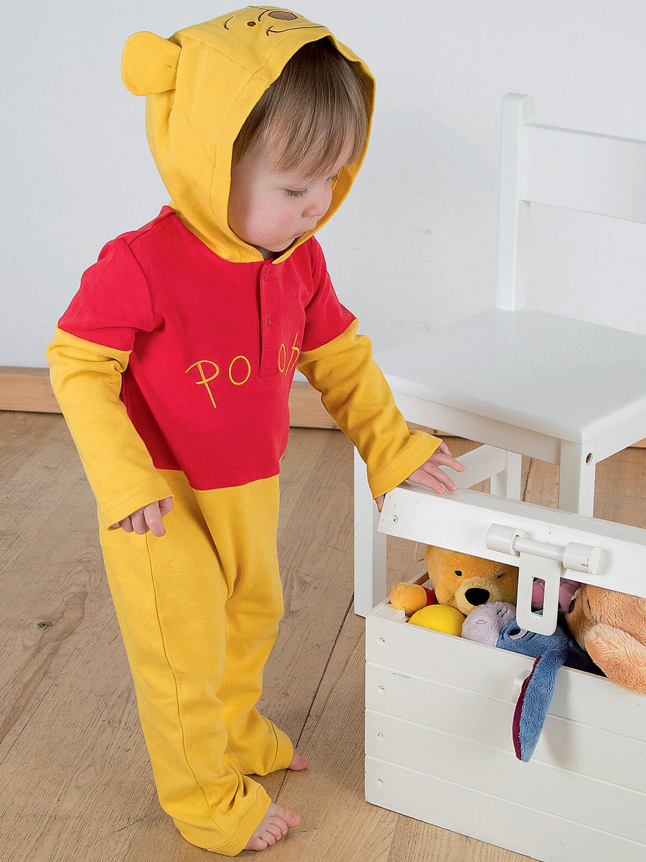 Baby Toddler Disney Winnie The Pooh Bear Romper Fancy