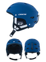 Dirty Dog Orbit Blue Ski Helmet