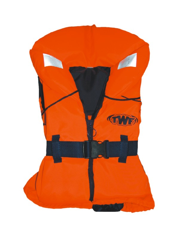 100N Approved Kids Childs Life Jacket Buoyancy Aid Baby Toddler Children Orange