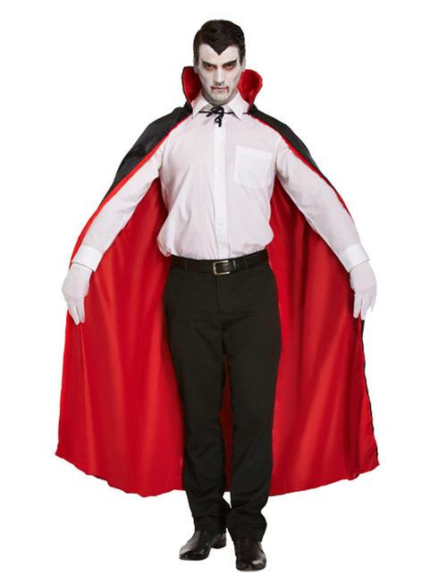Men's Reversible Vampire Cape