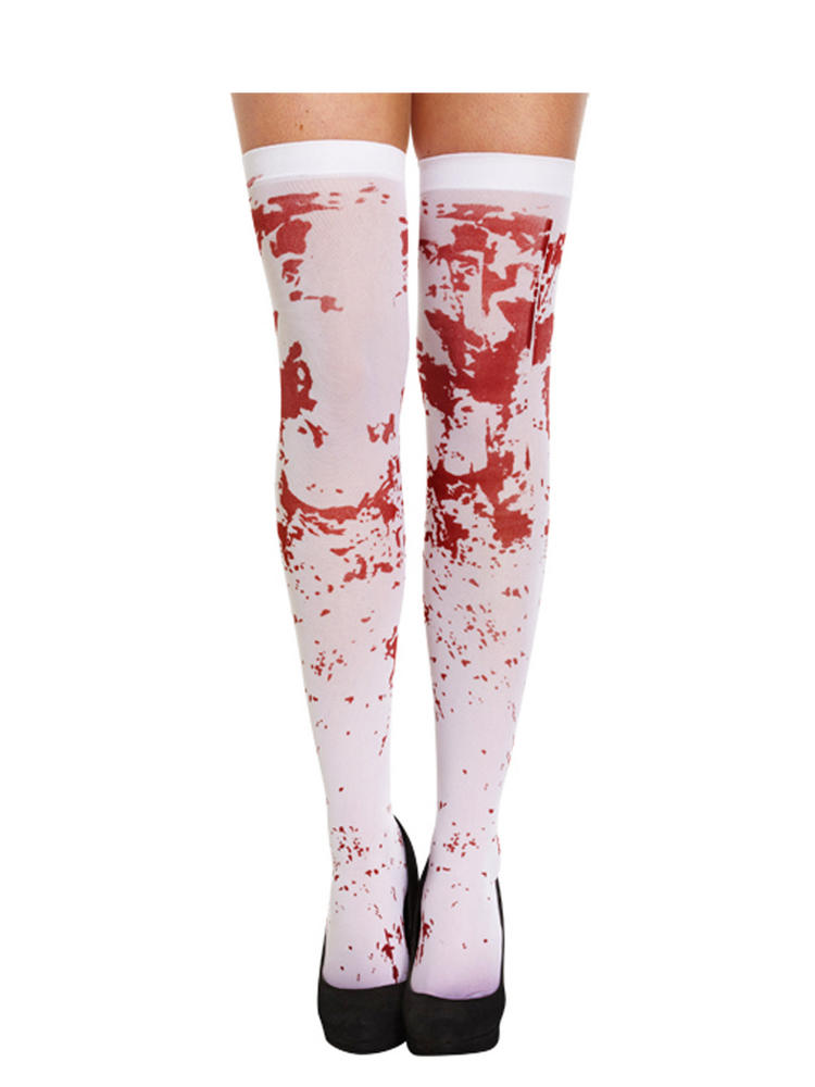 Ladies Blood Stained Stockings