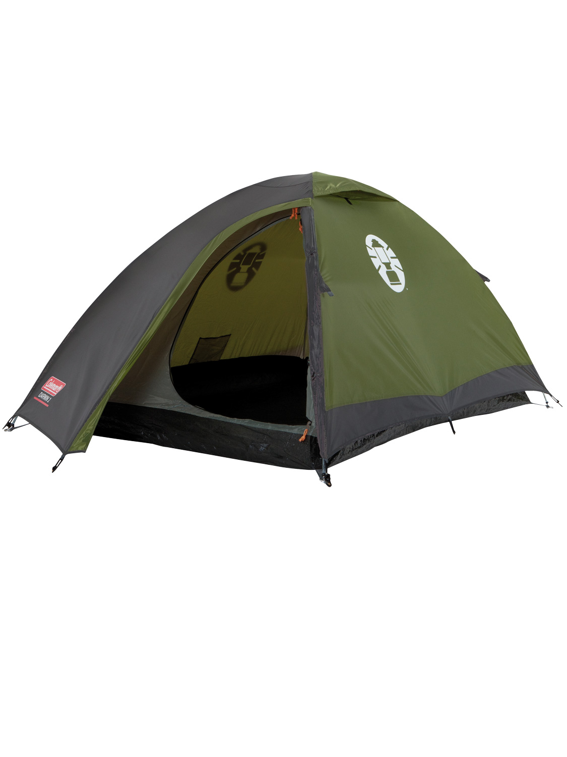 Coleman Darwin Tent 2 Man Person Tent Porch Camping