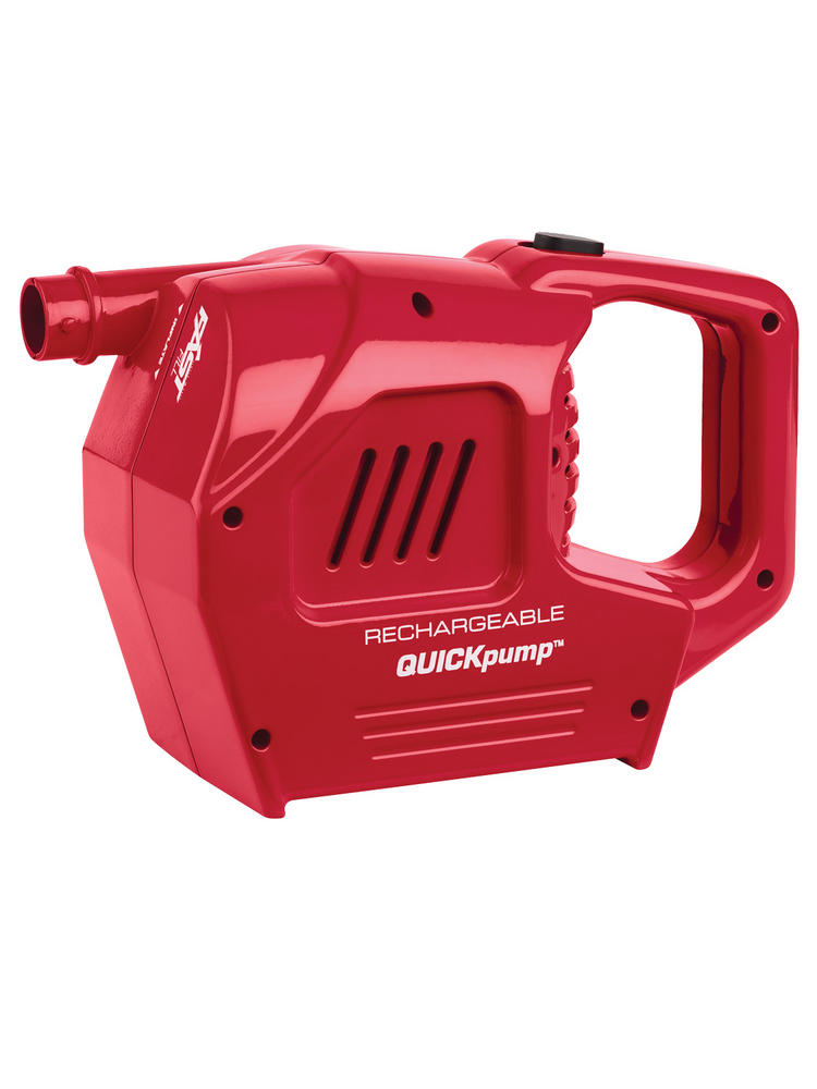 Coleman Rechargeable Quick pump