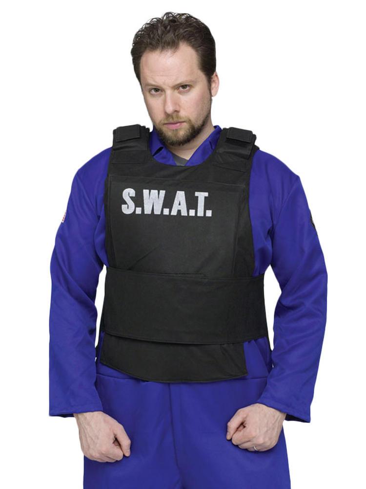 Adult's Swat Vest Costume