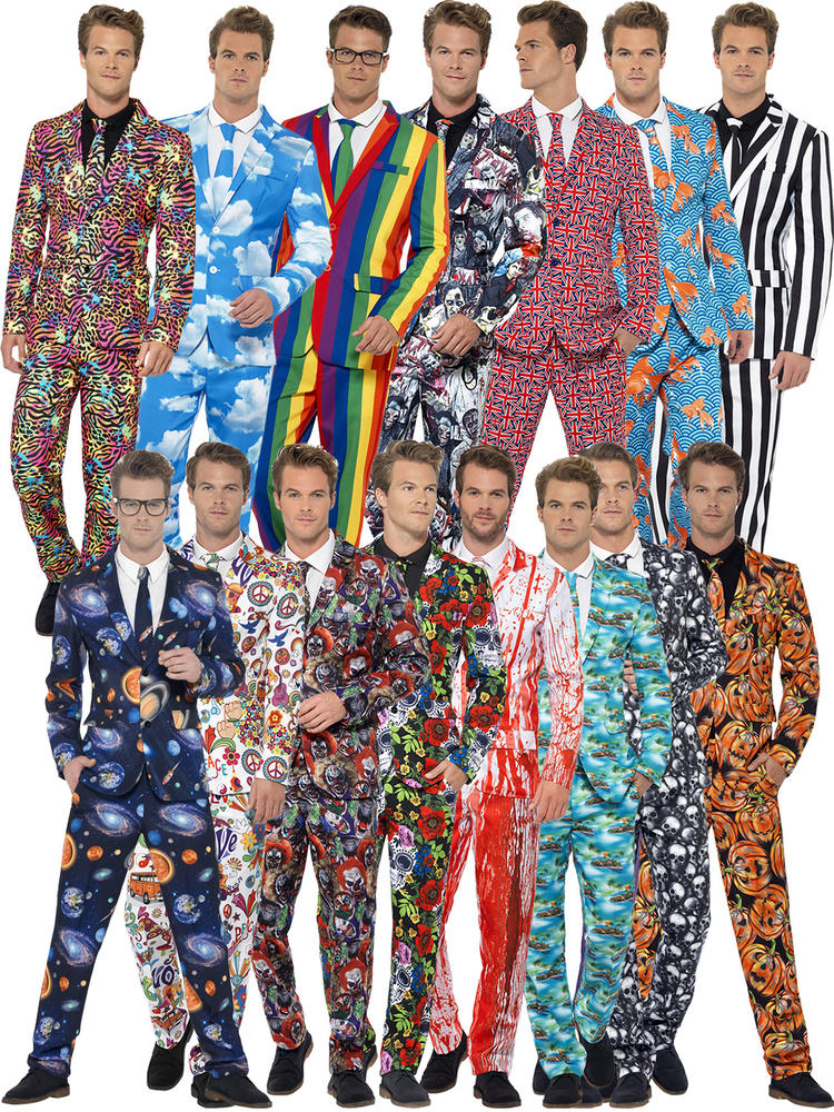 Adults Stand Out Suit