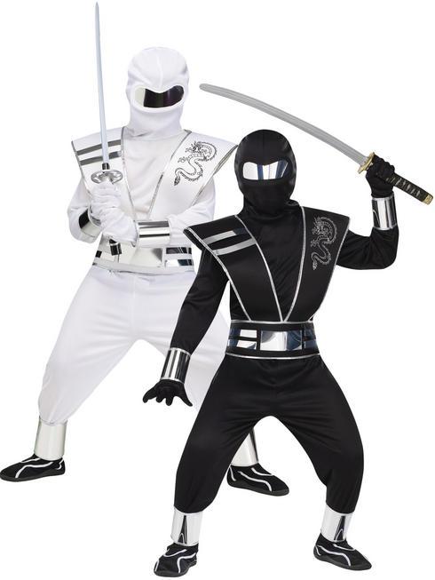 Boy's Martial Arts Ninja Costume