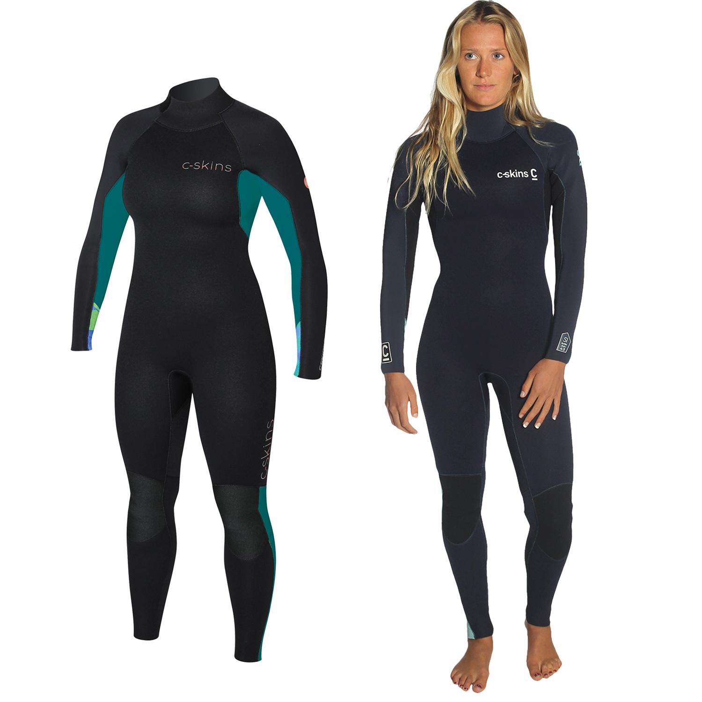 C-Skins Surflite 4 3 Ladies Steamer  ef92f2cad