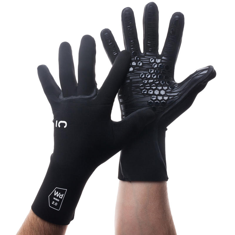 C-SKINS WIRED 2MM GLOVE