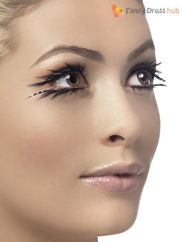 e886e629d0f Fever-False-Fake-Eyelashes-Lashes-Halloween-Fancy-Dress- Sc 1 St EBay