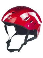 Yak Kontour Metallic Red Water Sports Helmet - Red Small/Medium