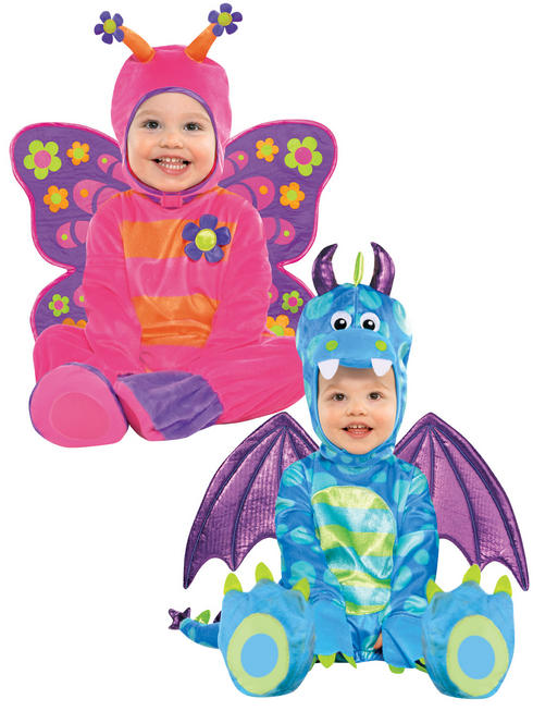 Baby / Toddler Little Dragon Costume
