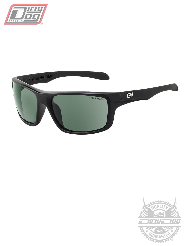 fe6cc795d24e Dirty Dog Black   Green Axle Sunglasses