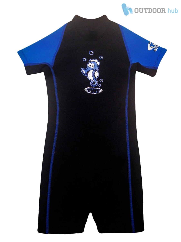 new product 39c65 9e21f boys 3mm origin shorty wetsuit light blue ... 5234668bd