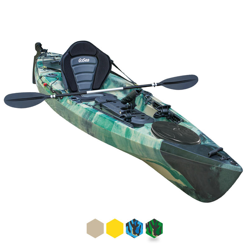 Concept Angler Explore 10 Sit-On-Top Kayak